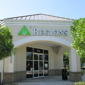 Regions Bank Homestead en Homestead