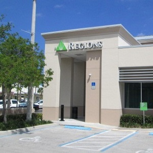 Regions Bank East Commercial Blvd in Fort Lauderdale