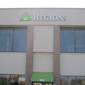 Regions Bank Ft Oglethorpe 832 Battlefield Pkwy in Fort Oglethorpe