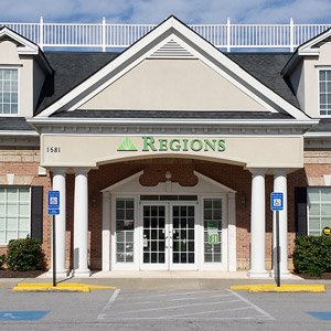 Regions Bank Duluth en Duluth