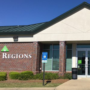 Regions Bank Whittlesey Blvd in Columbus