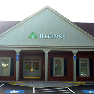 Regions Bank Macland en Marietta
