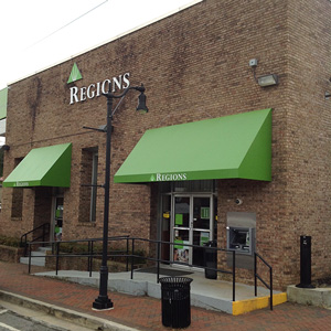 Regions Bank Franklin Ga Main in Franklin