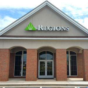 Regions Bank Conyers Main in Conyers