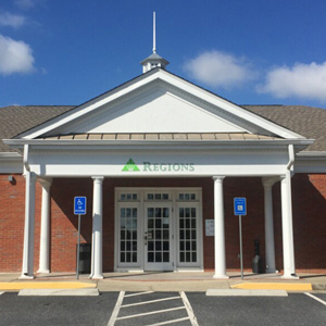 Regions Bank Roswell in Roswell