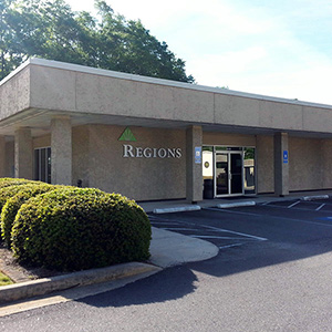 Regions Bank Commerce in Commerce