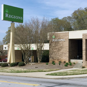 Regions Bank Clarkesville Ga in Clarkesville