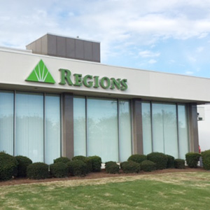 Regions Bank Elberton Main in Elberton