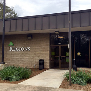 Regions Bank Ballground in Ball Ground