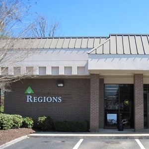 Regions Bank South Canton in Canton