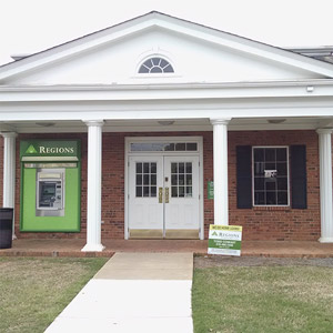Regions Bank Prince Ave in Athens