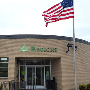 Regions Bank Peach Orchard in Augusta