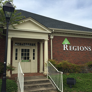 Regions Bank Madison Ga in Madison