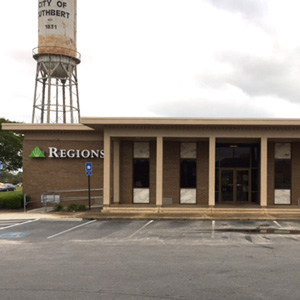 Regions Bank Cuthbert in Cuthbert