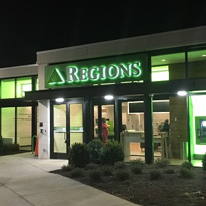 Regions Bank Parkside West in Marietta