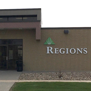 Regions Bank Vinton in Vinton