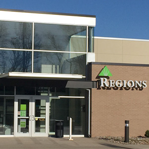 Regions Bank Des Moines Urbandale in Urbandale