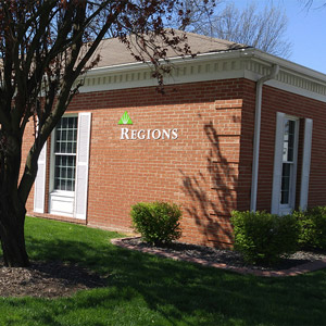 Regions Bank Freeburg in Freeburg