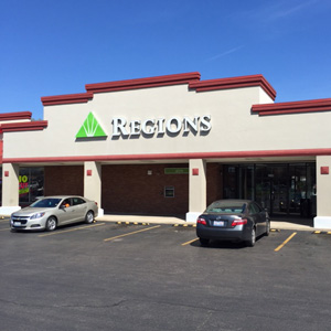 Regions Bank Bellemore in Granite City
