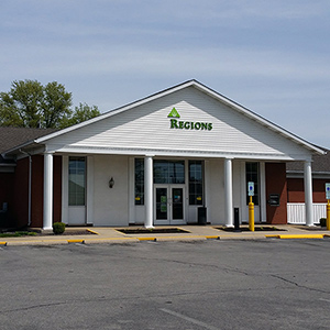 Regions Bank Colonial in Granite City