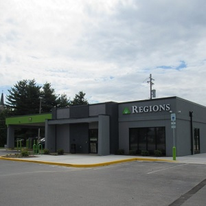 Regions Bank Cahokia Camp Jackson Rd in Cahokia