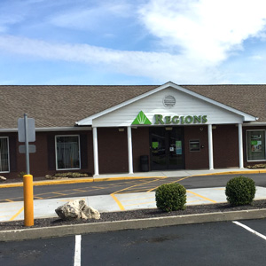 Regions Bank Carbondale E Main St in Carbondale