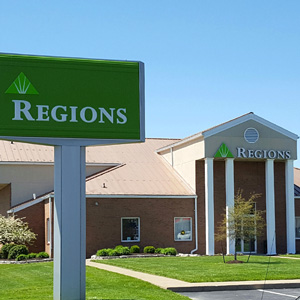 Regions Bank Marion in Marion