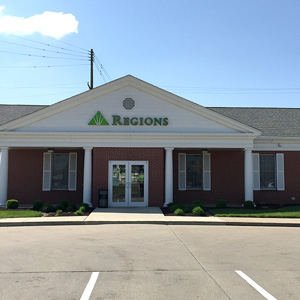 Regions Bank Duquoin in Duquoin