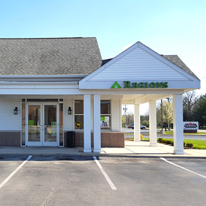 Regions Bank Mt Zion Rd in Decatur