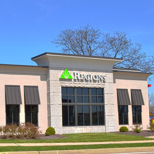Regions Bank Sterling in Peoria