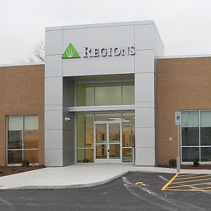Regions Bank East Peoria in East Peoria