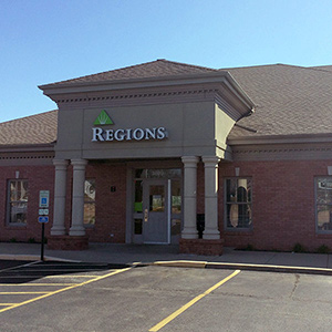 Regions Bank 6Th Street in Springfield