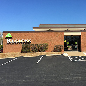 Regions Bank East Alton in East Alton