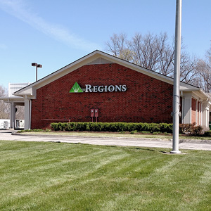 Regions Bank Mooresville in Mooresville