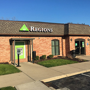 Regions Bank Beech Grove in Indianapolis