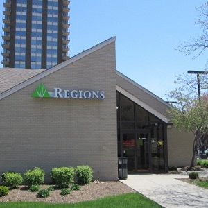 Regions Bank Riley Center in Indianapolis