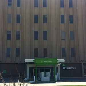 Regions Bank Keystone Willowbrook in Indianapolis