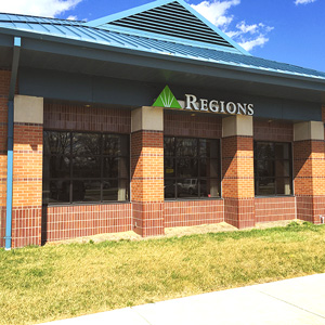 Regions Bank I69 And 96Th St in Fishers