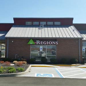 Regions Bank Fishers in Fishers