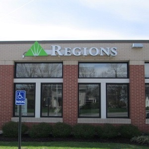 Regions Bank New Augusta in Indianapolis
