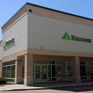 Regions Bank Castleton in Indianapolis