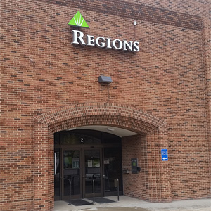 Regions Bank Frankfort in Frankfort