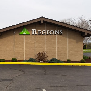 Regions Bank New Salisbury in New Salisbury