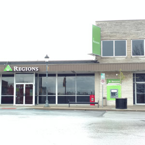 Regions Bank Salem In in Salem
