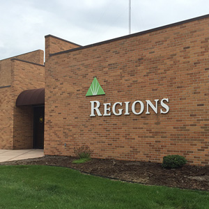 Regions Bank Linton Main in Linton