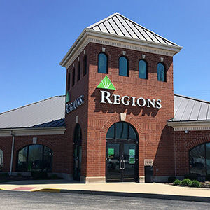 Regions Bank Terre Haute in Terre Haute