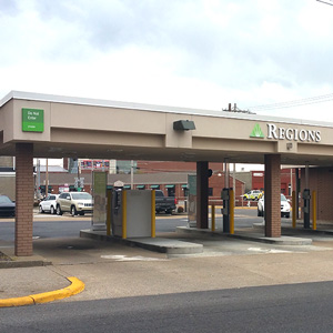 Regions Bank Paducah Downtown Remote Drive Thru in Paducah