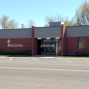 Regions Bank Lacenter in Lacenter