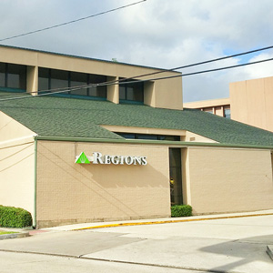 Regions Bank Veterans Blvd Metairie in Metairie