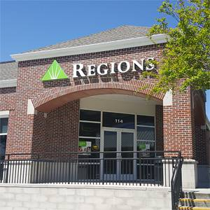 Regions Bank Lakeview in New Orleans